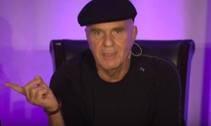 Wayne Dyer, Hay House writing workshop, May 2014